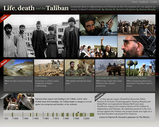 Life, Death, and the Taliban